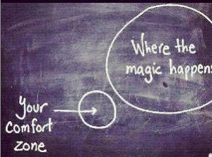 comfort zone