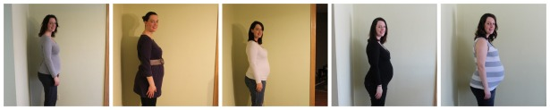 Belly Progression