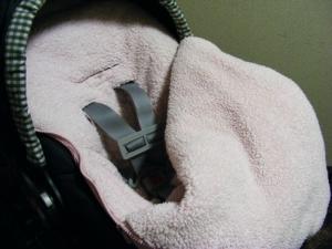 bunting bags car seat